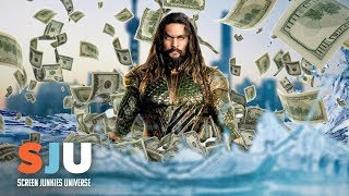 Aquaman Makes a HUGE Splash in China! - SJU