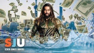 Aquaman Makes a HUGE Splash in China! - SJU