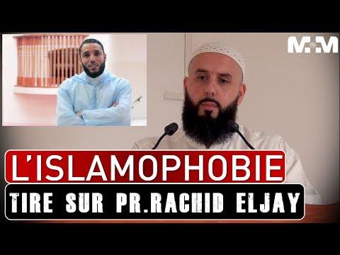 🔴L&39;islamophobie tire sur le prRachid Eljay  Éric Younous