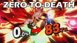 Luigi's Zero-to-Death Combo: In-Depth Tutorial!