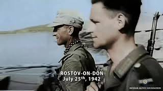 Восточный фронт 1941-1945 (кинохроника в цвете ) Eastern Front 1941-1945 (newsreel in color)