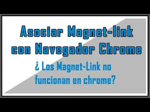 Solucionar problema de Magnet-Link en...