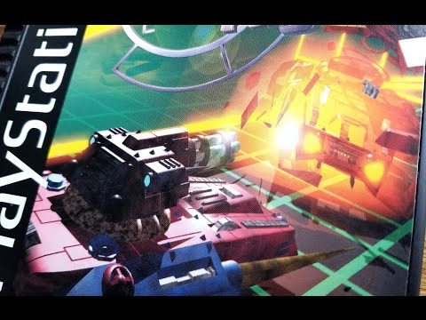 Classic Game Room - ASSAULT RIGS review for PlayStation