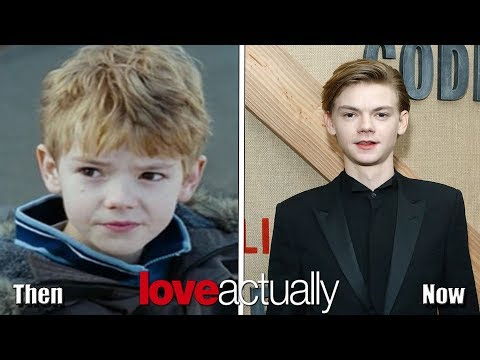 Love Actually (2003) Then And Now ★ 2019 (Before And After)