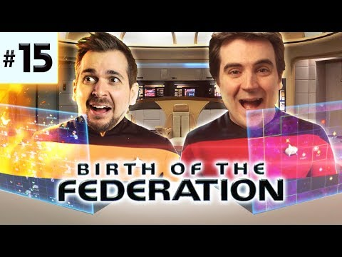 Star Trek: Birth of the Federation #15 - Cat and Mouse