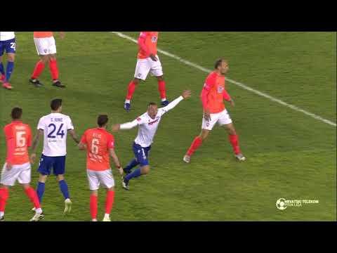 Hajduk Split Sibenik Goals And Highlights