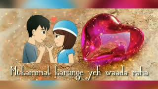 mulakat adhuri Rahi I sad song l lyrics l status