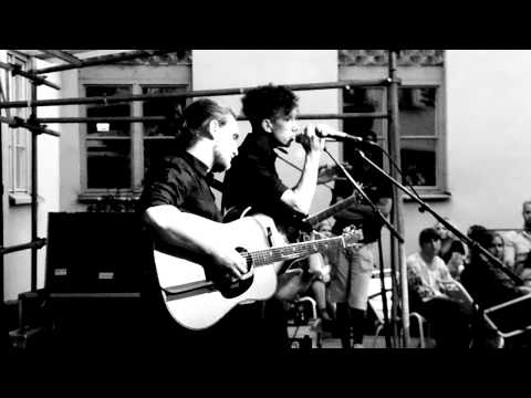 Erik Hassle - Standing Where You Left Me. [Acoustic Live 2011]