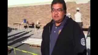 Tule River reservation tribal chairman Neil Peyron