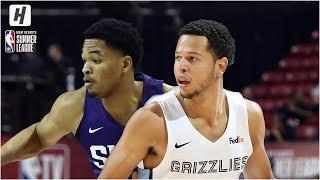 Phoenix Suns vs Memphis Grizzlies - Full Game Highlights | July 9, 2019 NBA Summer League