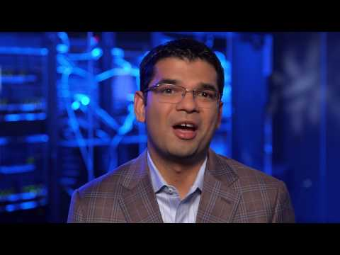 Architects of the Future  HP Storage VP and CTO Milan Shetti