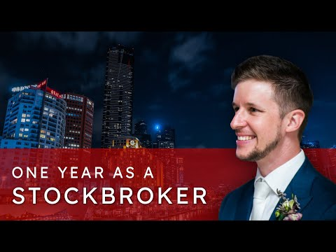 A Day in the Life of a Stockbroker - My Year Long Experience in Melbourne