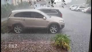 Auckland Hail
