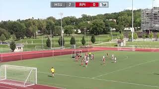 Montclair State Field Hockey Highlights vs. RPI - 9/16/18