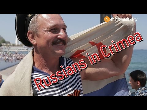 """We Didn't Want To Give It To Americans"" – Russian Citizens In Crimea"