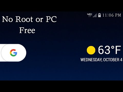 How to get the Google Pixel Weather Widget on your Android Phone
