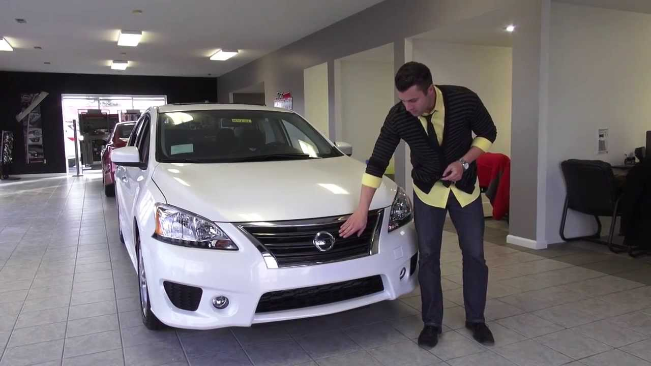 2014 Nissan Sentra Youtube