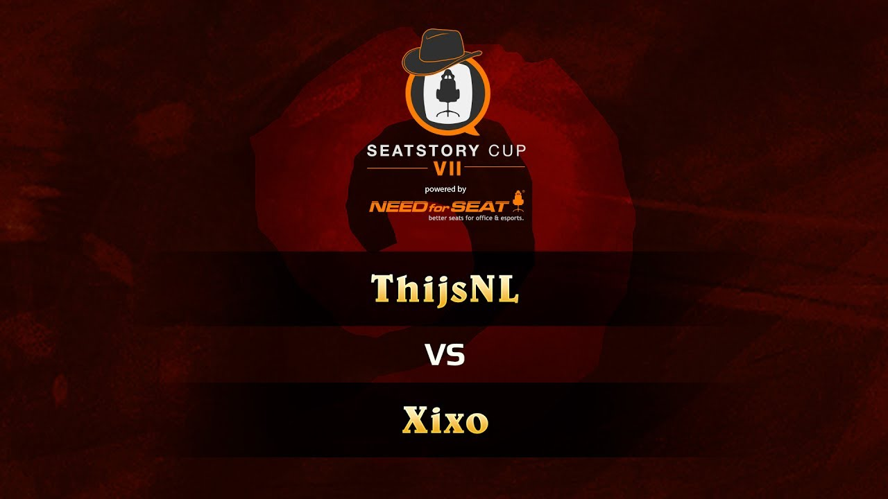 ThijsNL vs Xixo, SeatStoryCup 7 Group Stage