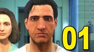 Fallout 4 - Part 1 - Vault 111 (Let