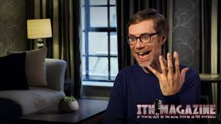 Fighting With My Family Stephen Merchant