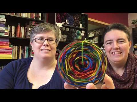 Faking Sanity Knitting & Spinning Podcast Episode 2: We're baaack!