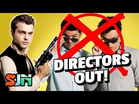 Han Solo Film Loses Directors!