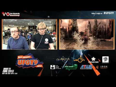 UFGT9 - GGA | Dizzy Vs Josh the Funkdoc - Injustice Pools