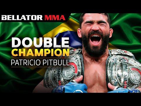 Family, Honour, Revenge: Pitbull's INSANE Journey to Double Champ   Bellator MMA