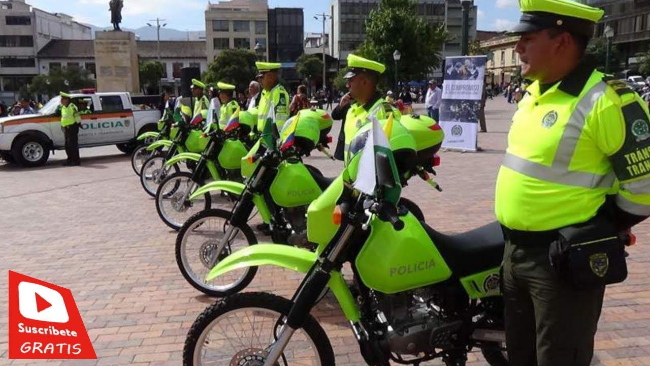 POLICIA de TRANSITO No Se Va - Tu ciudad la Siguiente