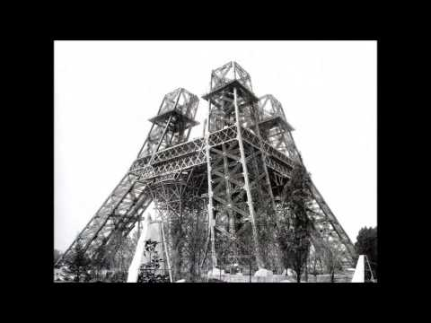 Eiffel Tower Construction 18871889 Music  Arban KEES