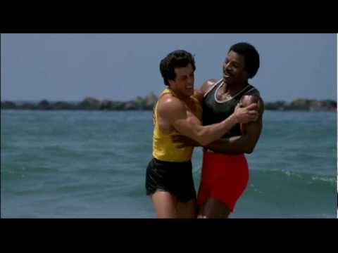 Rocky 3 - Training Scene (High Quality)