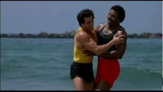 Rocky 3 - Training Scene (High Quality)