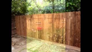 Building a Garden Fence 2015