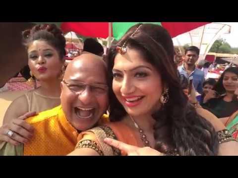 Fera Feri Hera Feri | Behind the scenes | part 2 | Aartii Naagpal |Manoj joshi