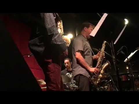 Chris Potter and Donny McCaslin live at the Jazz Standard