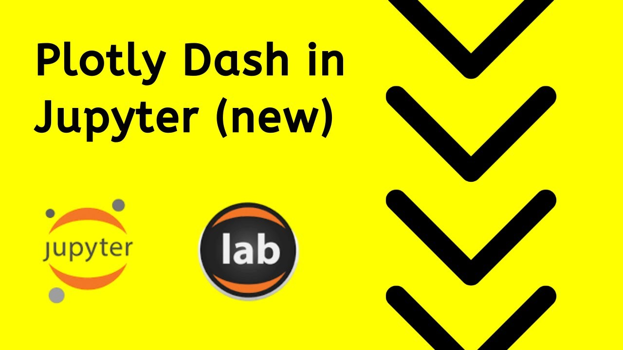 Setting up Plotly Dash in JupyterLab & Jupyter Notebook