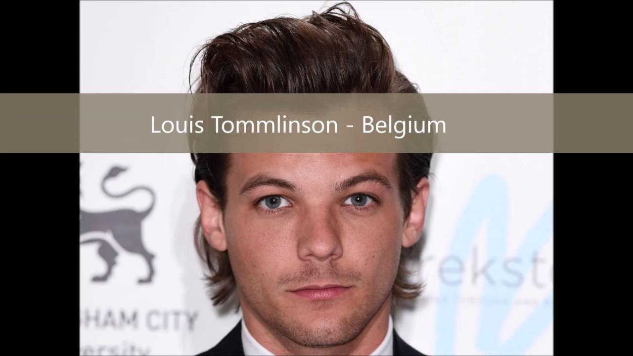 Famous Belgian Men