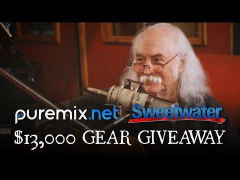 David Crosby Gear Giveaway