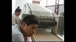 biscuit making machine/cookies production line.mp4