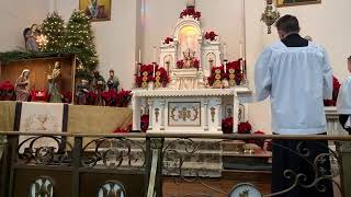 First Saturday Holy Mass in Honor of the Immaculate Heart of Mary 1/2/2021