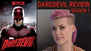 DAREDEVIL on Netflix Season 1 Review (Spoilers) Video Podcast