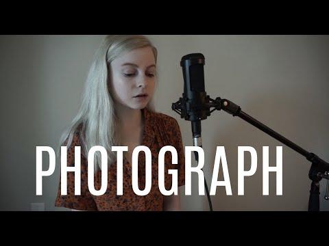 Photograph - Ed Sheeran  (Holly Henry Cover)