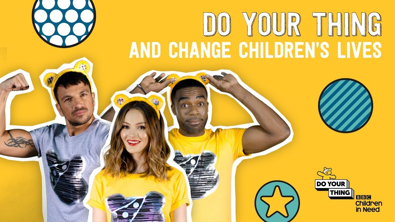 BBC Children in Need | Homepage