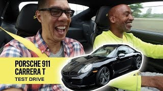 Porsche 911 Carrera T Test Drive by Owners of a 964 911 Turbo and a 991.1 911 GTS!