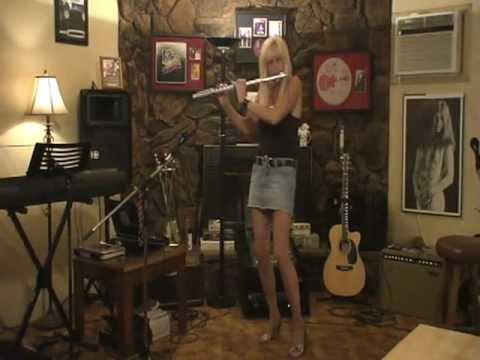 Nights in White Satin - Flute Solo - Moody Blues cover by Rockin Flute