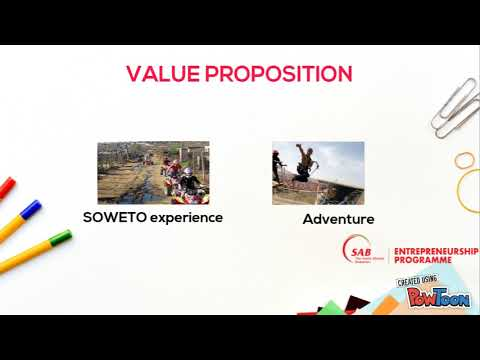 SOWETO OUTDOOR ADVENTURES BUSINESS MODEL CANVAS