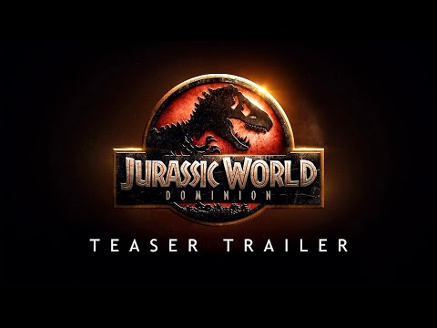 Jurassic World 3: Dominion (2021) First Look Trailer Concept - Chris Pratt, Laura Dern Movie