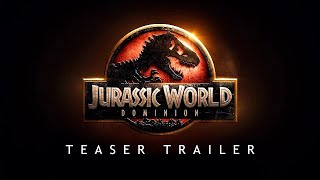 Jurassic World 3: Dominion (2022) First Look Trailer Concept - Chris Pratt, Laura Dern Movie