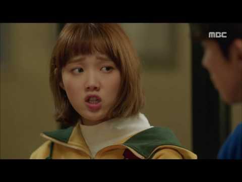 [Weightlifting Fairy Kim Bok Ju] 역도요정 김복주 ep.13 Joo Hyuk, Sung-Kyung release and hug.20161228
