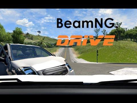 Dash Cam Crash Compilation 19 [Real Life Sounds] - BeamNG. Drive